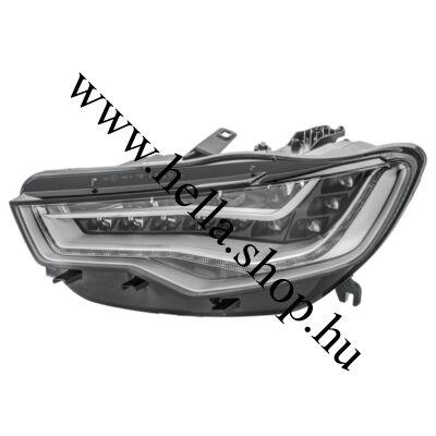 Audi A6 LED fényszóró
