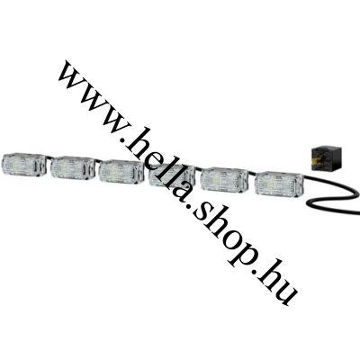 LEDayFlex II. 6 modulos nappali menetfény szett