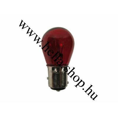 P21W/5W  piros izzó