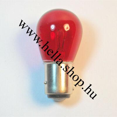P21W  piros izzó