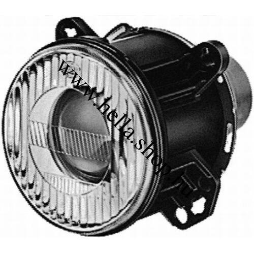 Beépíthető tompított fényszóró H1