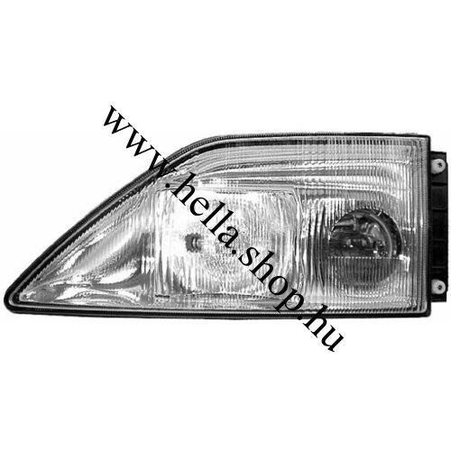 Mercedes Citaro busz fényszóró