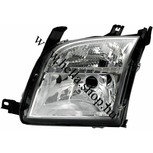 Ford Fusion halogén fényszóró