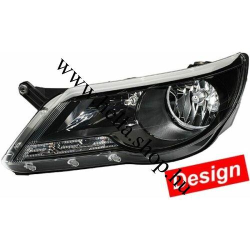 VW Tiguan DESIGN fényszóró szett