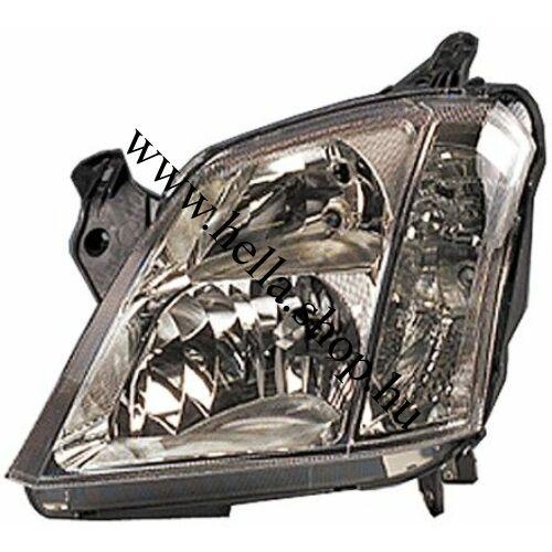 Opel Meriva halogén fényszóró