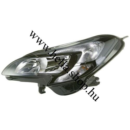 Opel Corsa E halogén fényszóró