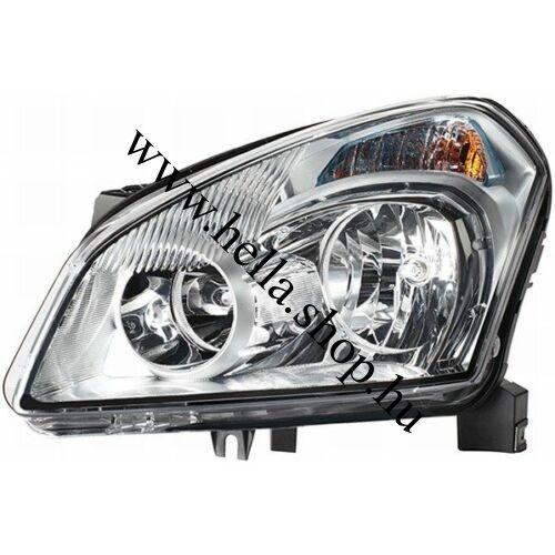 Nissan Qashquai fényszóró