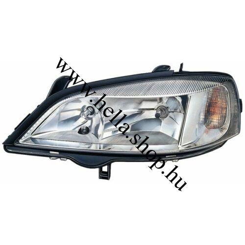 Opel Astra G halogén fényszóró