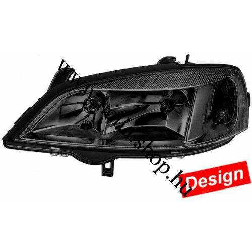 Opel Astra G BLACK DESIGN fényszóró