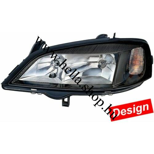 Opel Astra G DESIGN fényszóró