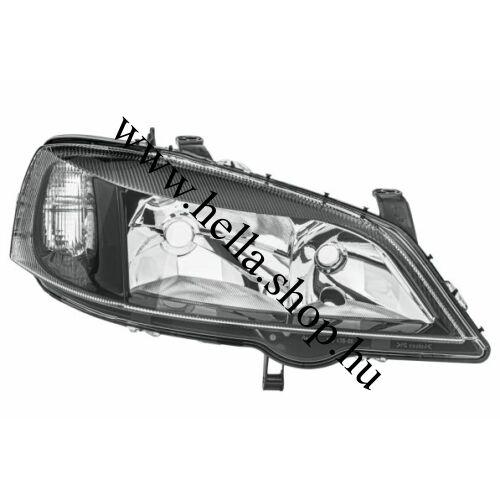 Opel Astra G DESIGN fényszóró JOBB