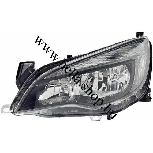 Opel Astra J halogén fényszóró