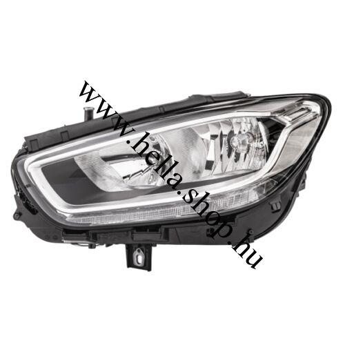 Mercedes B fényszóró