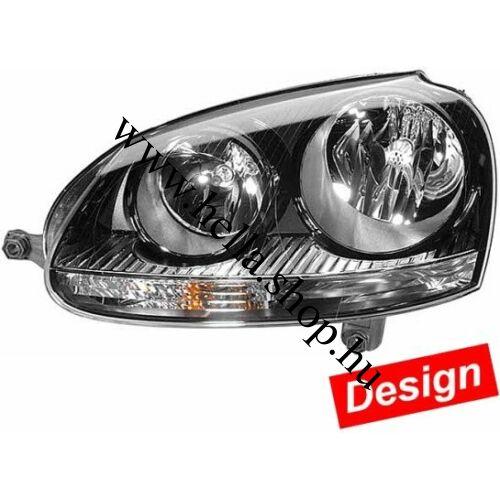VW Golf V.,/ Jetta III.DESIGN fényszóró szett