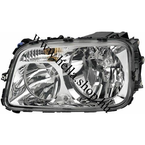 Mercedes Actros MP2/MP3 fényszóró