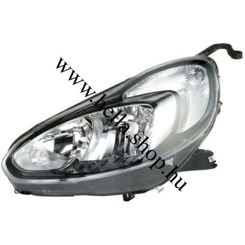 Opel Adam halogén fényszóró