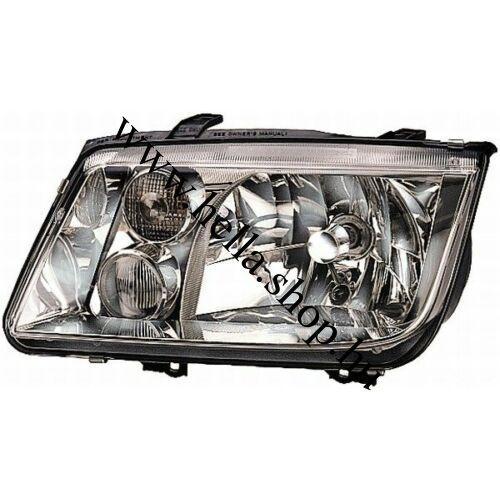 VW Bora halogén fényszóró