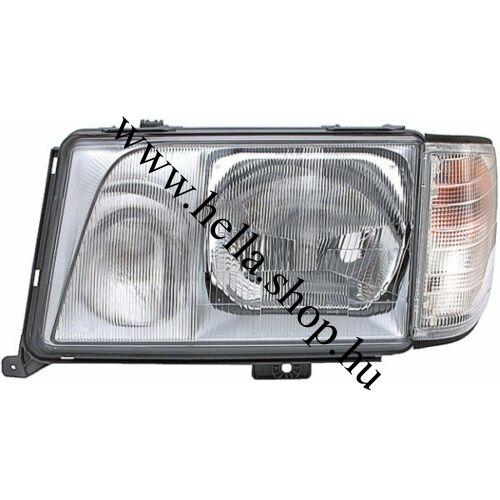 Mercedes E(W/S124)halogén fényszóró