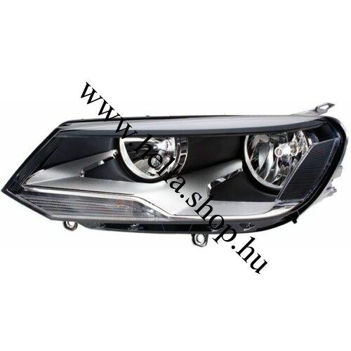 VW Touareg fényszóró