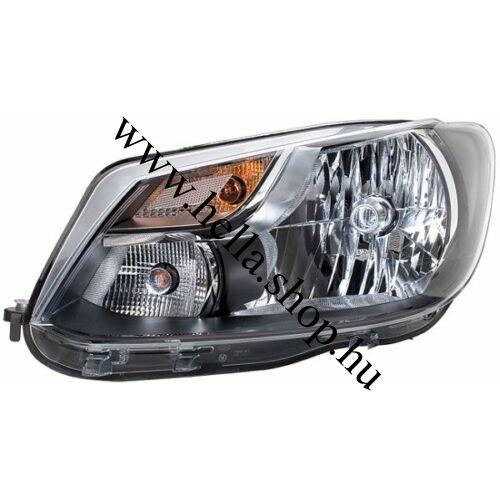 VW Caddy III.halogén fényszóró