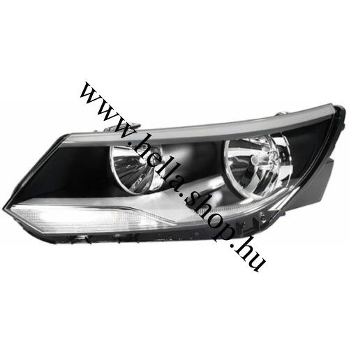 VW Tiguan fényszóró