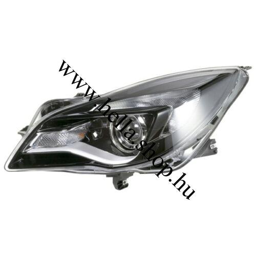 Opel Insignia A halogén fényszóró