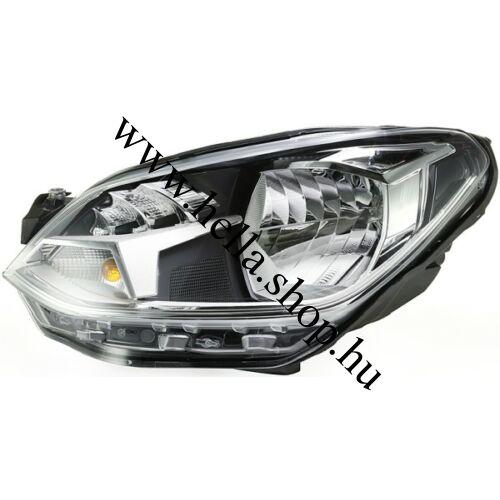 VW UP  halogén fényszóró