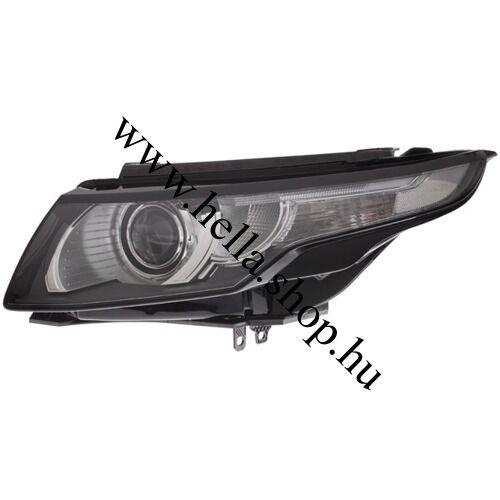Range Rover Evoque halogén fényszóró