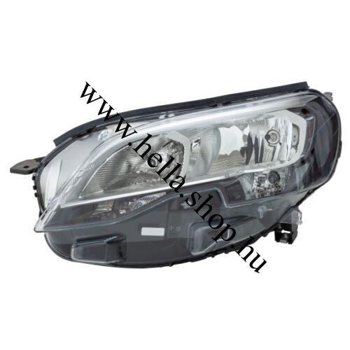 Peugeot Expert/Traveller halogén fényszóró
