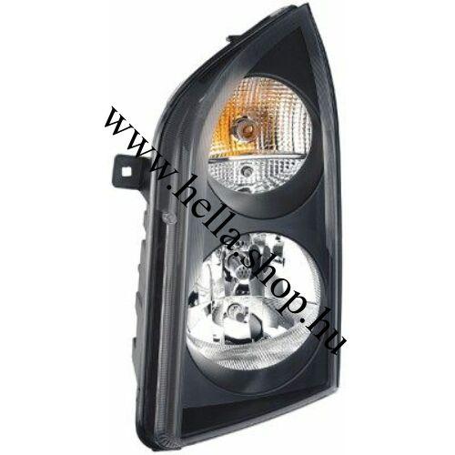 VW Crafter halogén fényszóró