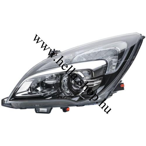 Opel Meriva B  halogén kanyarfényszóró