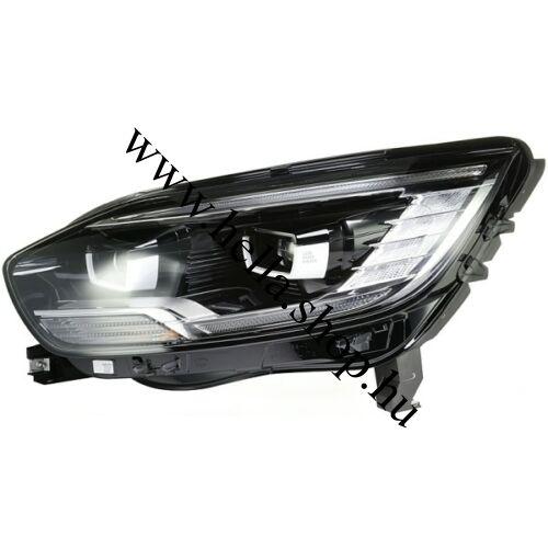 Renault Scenic IV. /Grand Scenic IV. LED fényszóró