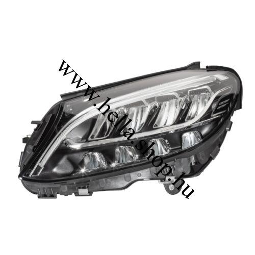 Mercedes C (W205) LED fényszóró