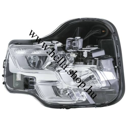Renault Clio IV./Megane IV. LED fényszóró