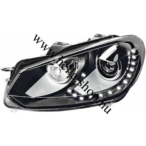 VW Golf VI. Bi-xenon LED fényszóró