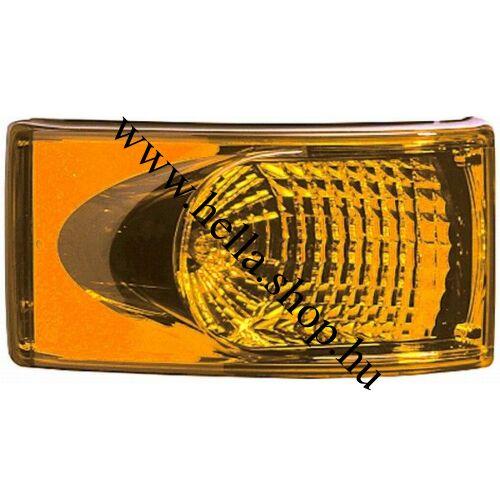 Vízszintes szerelésű hátsó lámpa
