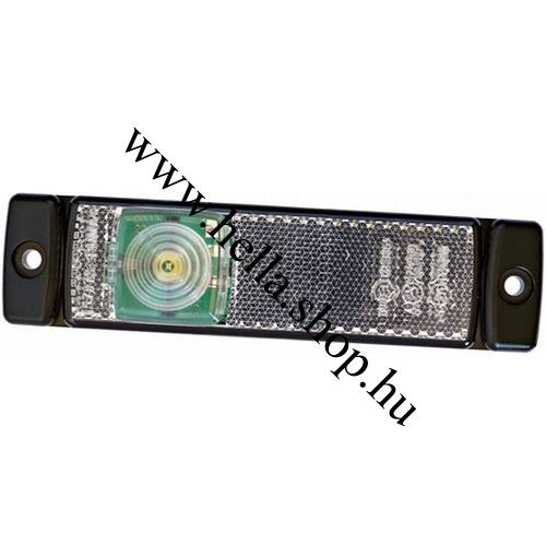 Oldalelző LED