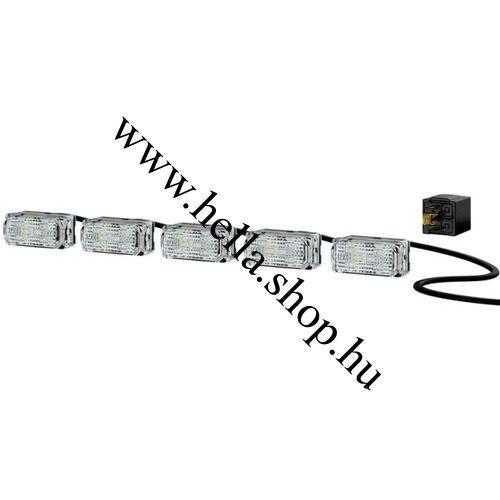 LEDayFlex II. 5 modulos nappali menetfény szett