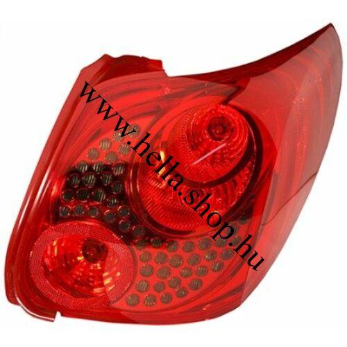 Peugeot 207 SW hátsó lámpa
