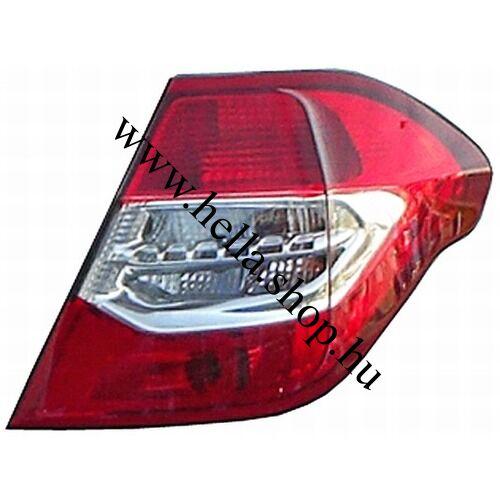 Citroen C4 hátsó külső lámpa