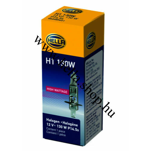 H 1 izzó High Performance 130W