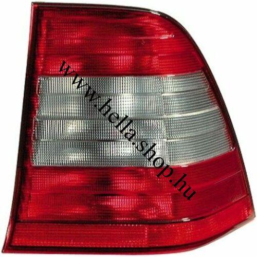 Mercedes C hátsó lámpa
