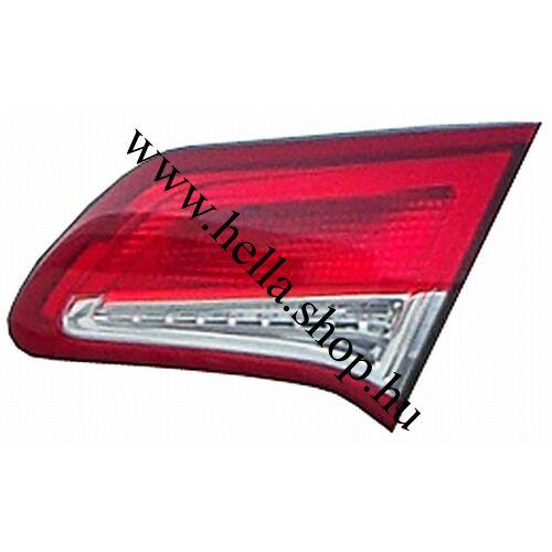 Citroen C4 hátsó belső lámpa