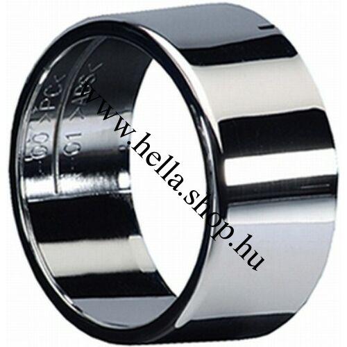 Chrom díszgyűrű